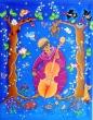 Saint François musicien