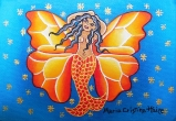 Sirène papillon